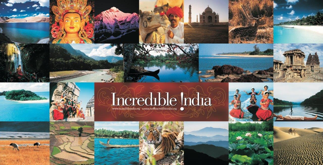 Tourism India Banners Software Testing Banners