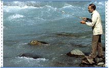 angling in india