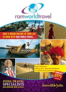 Booking & Services - Ram World Travel